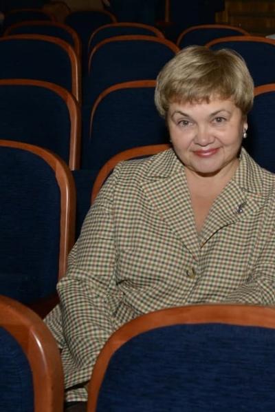Людмила Козулина