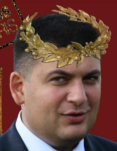 Владимир Гройсман, Винница