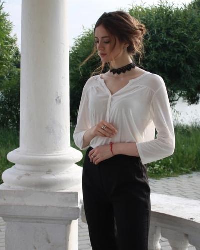 Анна Соловаьева