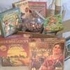 Box with games | Настольные игры
