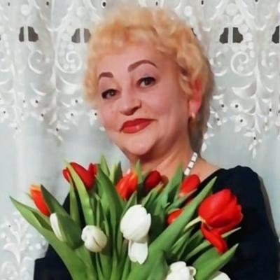 Надежда Шатова