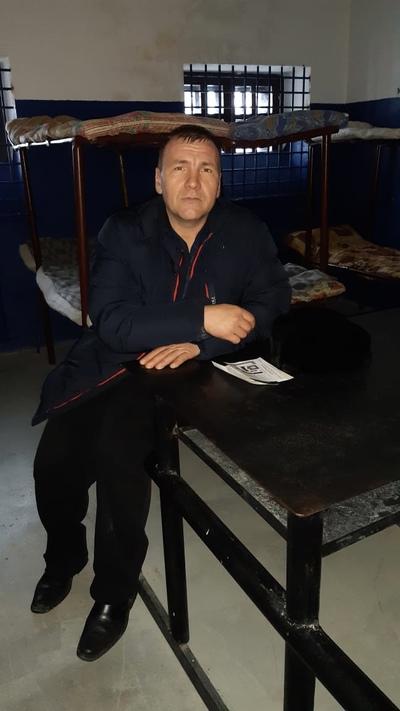 Андрей Золотухин, Курган