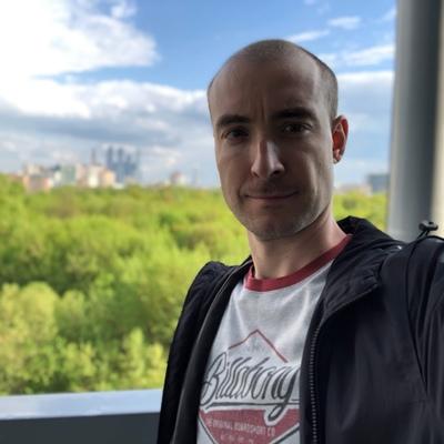 Алексей Шахов, Москва
