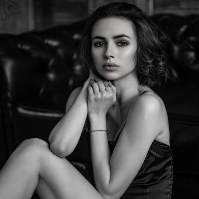 Яна Енжаева, Москва