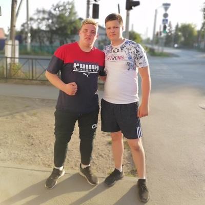 Dmitry Lukyanov, Ishim