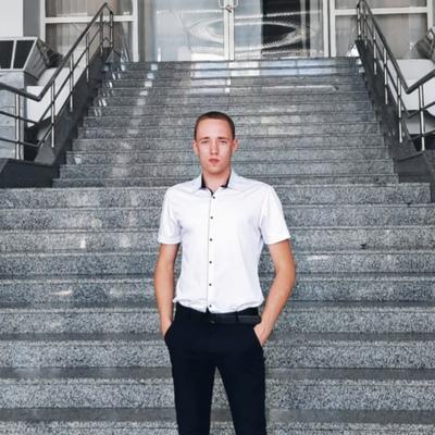 Дмитрий Горбанёв, Луганск