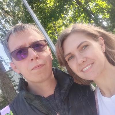 Анастасия Андреева, Санкт-Петербург