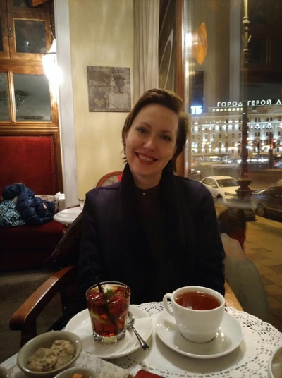 Анастасия Смирнова, Москва
