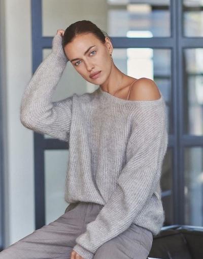 Irina Shayk, New York City