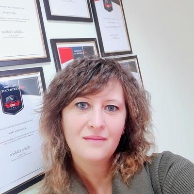 Анастасия Тисипадовна