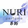 Nuri Perfume 8-16