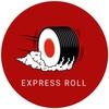 ExpressRoll - Возим пиццу и роллы за 39 минут