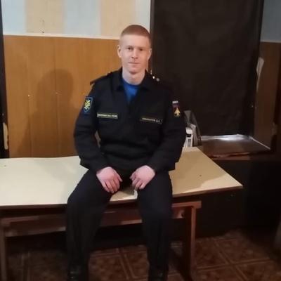 Денис Черновский, Кадуй (пгт)