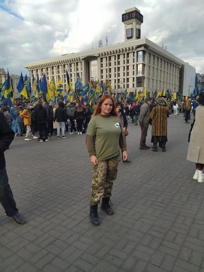 Marta Parkhomenko, Львов