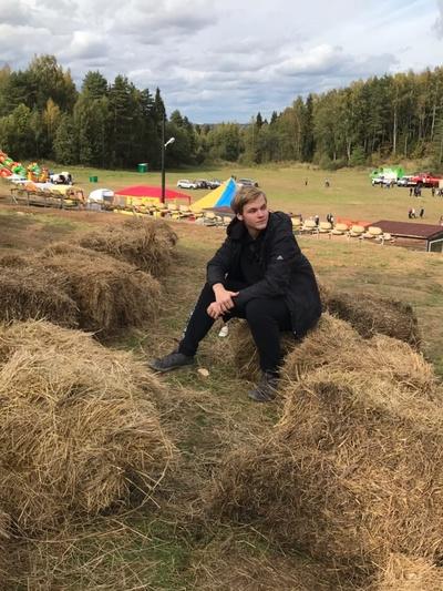 Никита Матвеев, Хабаровск