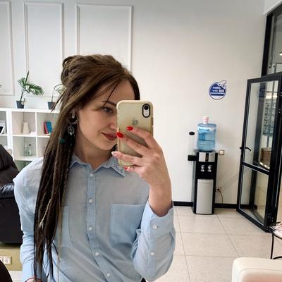 Мария Дмитриева, Москва
