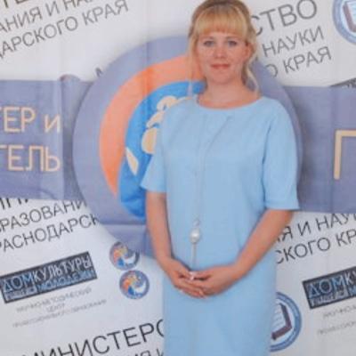 Елена Смолякова
