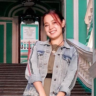 Амина Тлявсина, Уфа