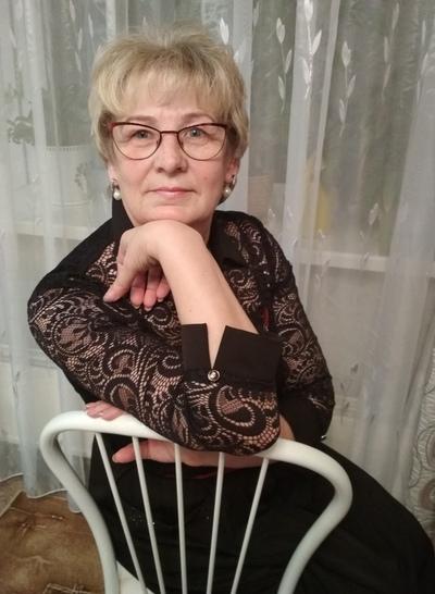 Нина Зубкова
