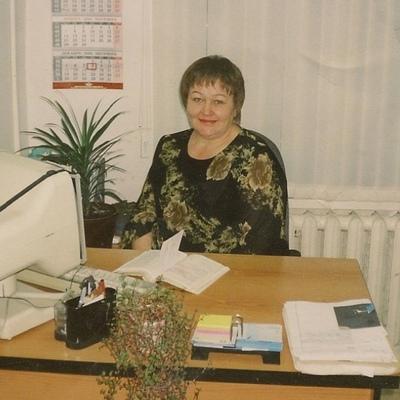 Нина Вахрушева