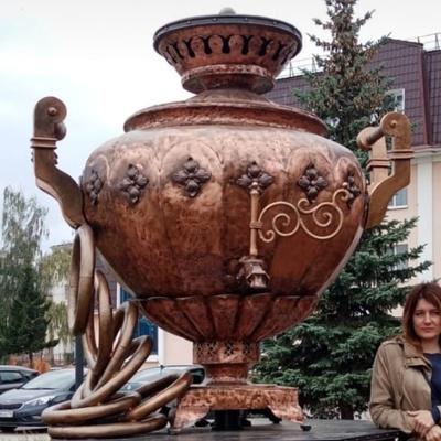 Елена Скакунова, Уфа