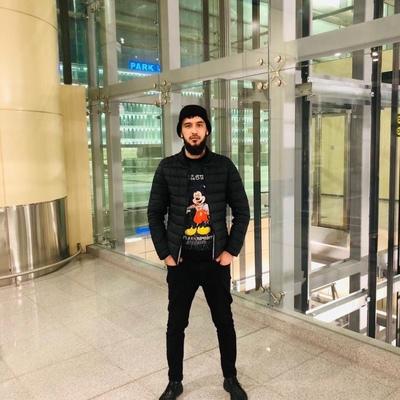 Комрон Саидзода, Москва