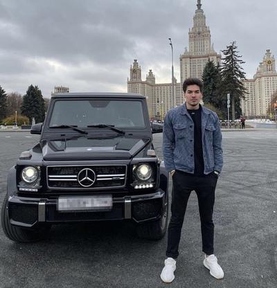 Evgeny Manimayker, Moscow