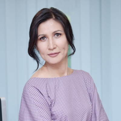 Жанна Ташметова, Омск