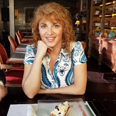 Ирина Савчук, Москва
