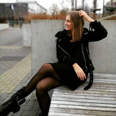 Alisa Stepanova, Москва