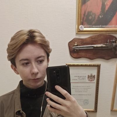 Анастасия Тихоновская, Санкт-Петербург