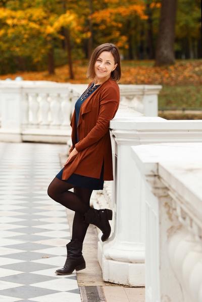 Надежда Талагаева, Санкт-Петербург