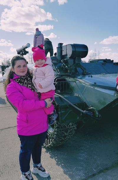 Мария Мухина, Мурманск