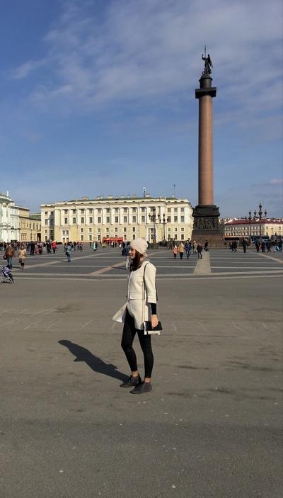 Любовь Васильева, Санкт-Петербург