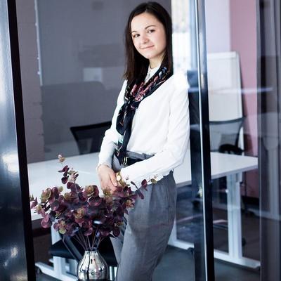 Даша Аникина, Москва