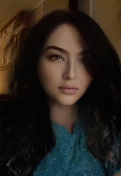 Олеся Амхадова