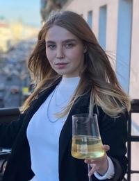Анастасия Троицкая, Санкт-Петербург