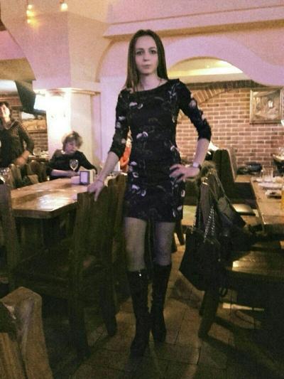 Лидия Веселова, Москва