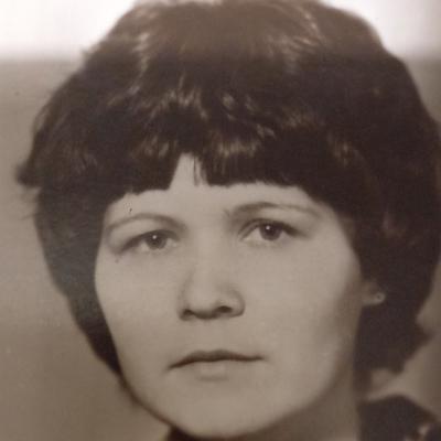 Тамара Субботина