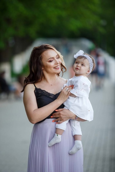 Инна Чумакова, Москва