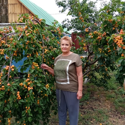 Валентина Велигорская, Чапаевск