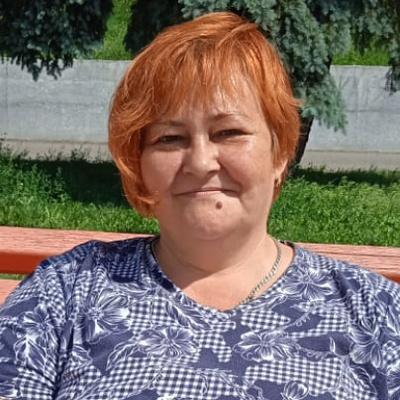 Елена Маматова, Курск