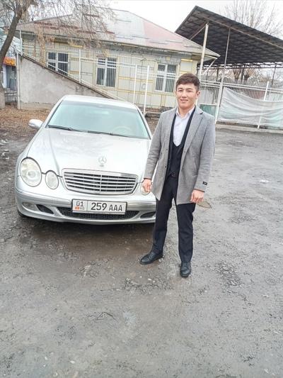 Нурдин Кыялбек-Уулу, Ош