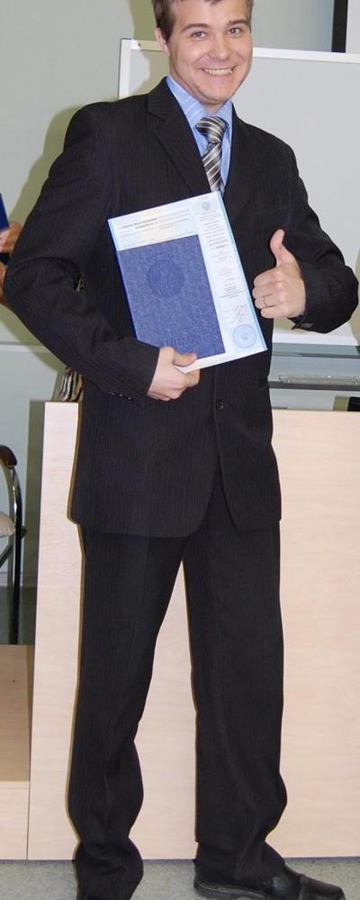 Grigory Vinogradov, Москва