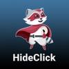 Hide.Click