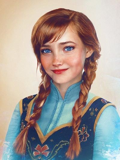 Anna Arendelle