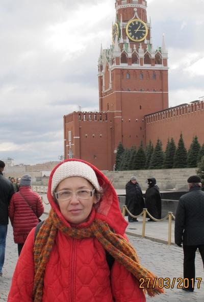 Наталья-Николаевна Афанасьева, Ижевск