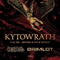 11.06 — KYTOWRATH   HELLWEED   GRIMLOT — Москва
