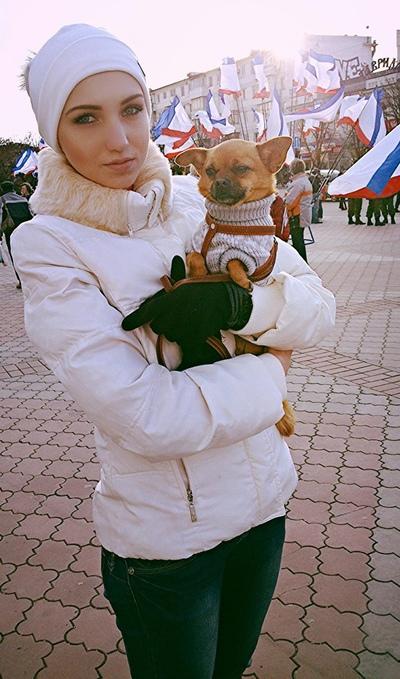 Камилла Блинова, Москва