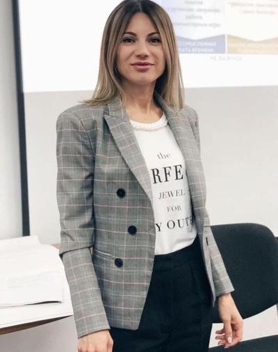Ludmila Kuzmina, Moscow